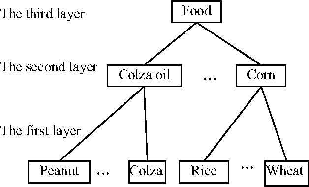 Fig. 1. An Example for concept layer