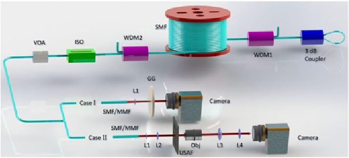 Figure 1 from Multimode Random Fiber Laser for Speckle-Free