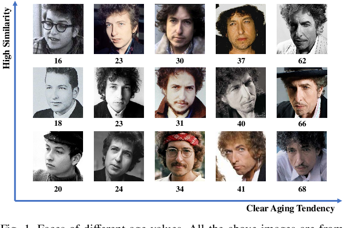 Figure 1 for Soft-ranking Label Encoding for Robust Facial Age Estimation
