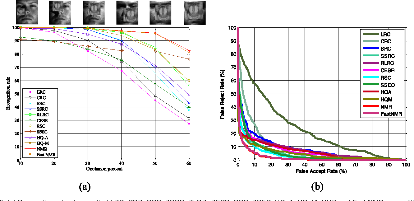 Figure 4 for Nuclear Norm based Matrix Regression with Applications to Face Recognition with Occlusion and Illumination Changes