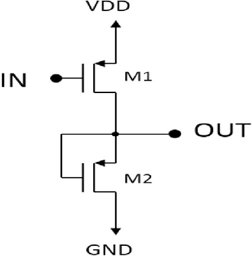 Ultra low-power array processor propagation circuit arrangement ...