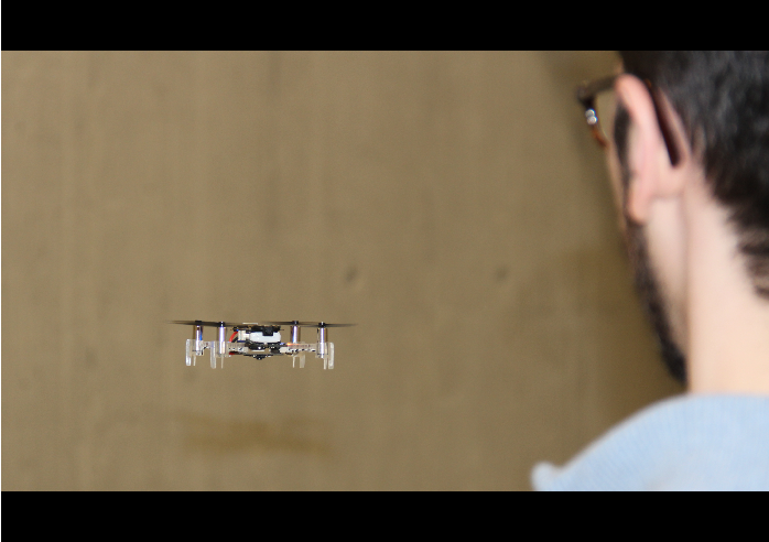 Figure 1 for Fully Onboard AI-powered Human-Drone Pose Estimation on Ultra-low Power Autonomous Flying Nano-UAVs