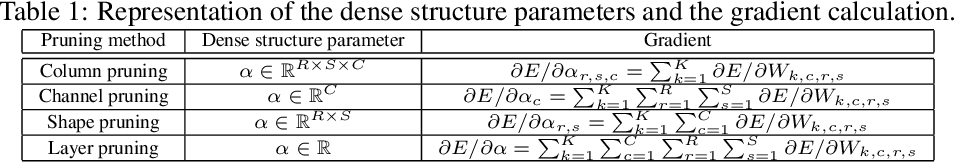 Figure 2 for Parameterized Structured Pruning for Deep Neural Networks