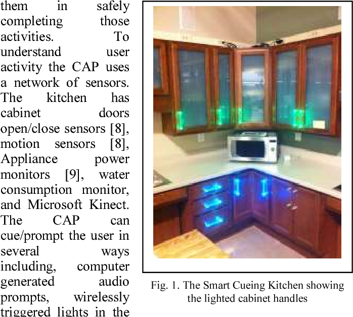 Cueing kitchen: A smart cooking assistant - Semantic Scholar