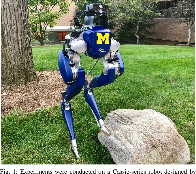 Figure 1 for Legged Robot State-Estimation Through Combined Forward Kinematic and Preintegrated Contact Factors