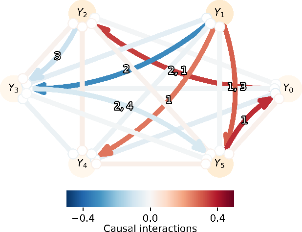 Figure 1 for Large-scale kernelized GRANGER causality to infer topology of directed graphs with applications to brain networks
