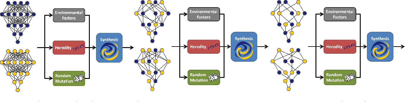 Figure 1 for The Mating Rituals of Deep Neural Networks: Learning Compact Feature Representations through Sexual Evolutionary Synthesis