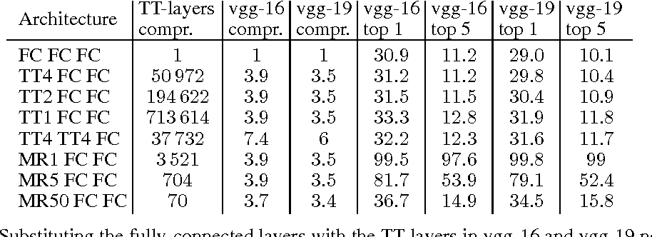 Figure 2 for Tensorizing Neural Networks