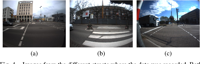 Figure 4 for Why did the Robot Cross the Road? - Learning from Multi-Modal Sensor Data for Autonomous Road Crossing