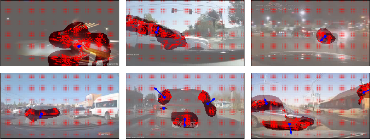 Figure 4 for A Bioinspired Approach-Sensitive Neural Network for Collision Detection in Cluttered and Dynamic Backgrounds