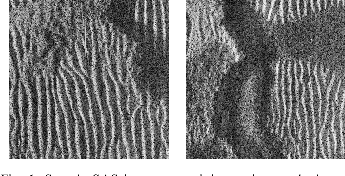 Figure 1 for Iterative, Deep, and Unsupervised Synthetic Aperture Sonar Image Segmentation