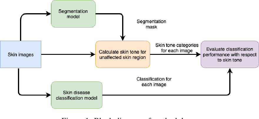 Figure 1 for Estimating Skin Tone and Effects on Classification Performance in Dermatology Datasets