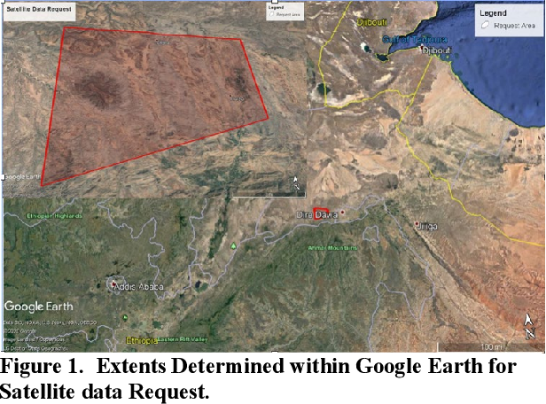 Figure 1 for Utilizing Satellite Imagery Datasets and Machine Learning Data Models to Evaluate Infrastructure Change in Undeveloped Regions