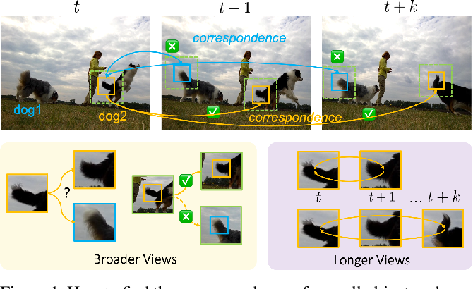 Figure 1 for Modelling Neighbor Relation in Joint Space-Time Graph for Video Correspondence Learning