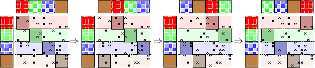 Figure 1 for DS-MLR: Exploiting Double Separability for Scaling up Distributed Multinomial Logistic Regression