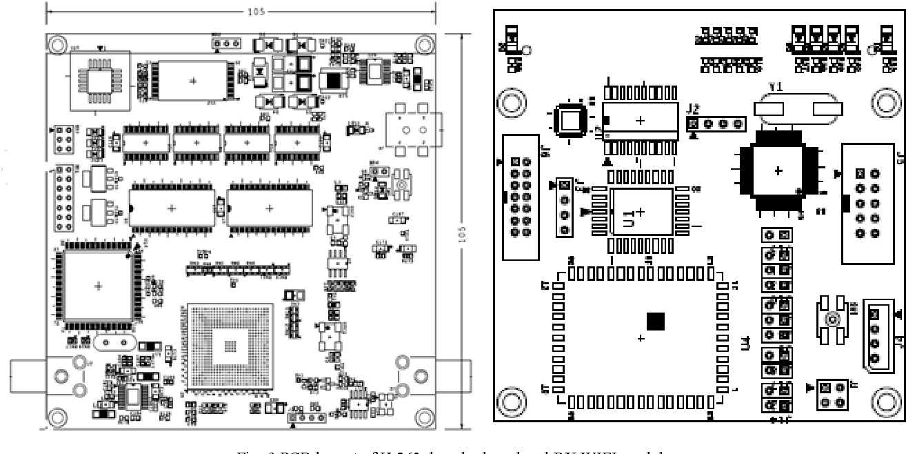 Figure 9 from H . 263 Based Video Transceiver for Wireless Camera ...