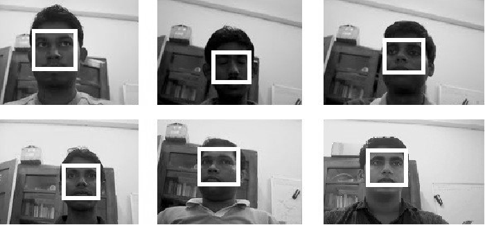 Figure 4 for A Framework for Fast Face and Eye Detection