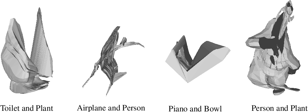 Figure 3 for Learned Interpolation for 3D Generation