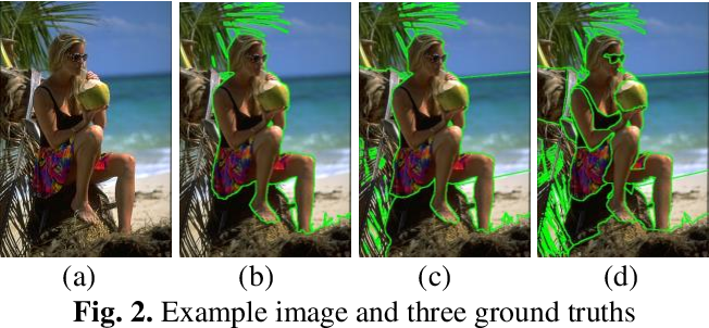Figure 3 for Scale-constrained Unsupervised Evaluation Method for Multi-scale Image Segmentation