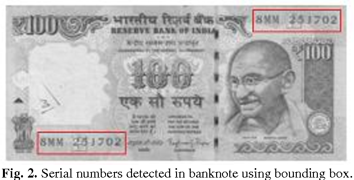 PDF] Serial Number Recognition in Banknotes Using HoG Feature