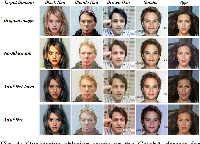Figure 4 for Multi-Domain Image-to-Image Translation with Adaptive Inference Graph