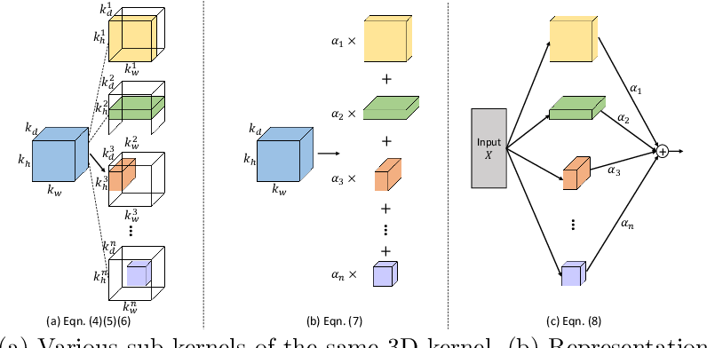 Figure 3 for CAKES: Channel-wise Automatic KErnel Shrinking for Efficient 3D Network