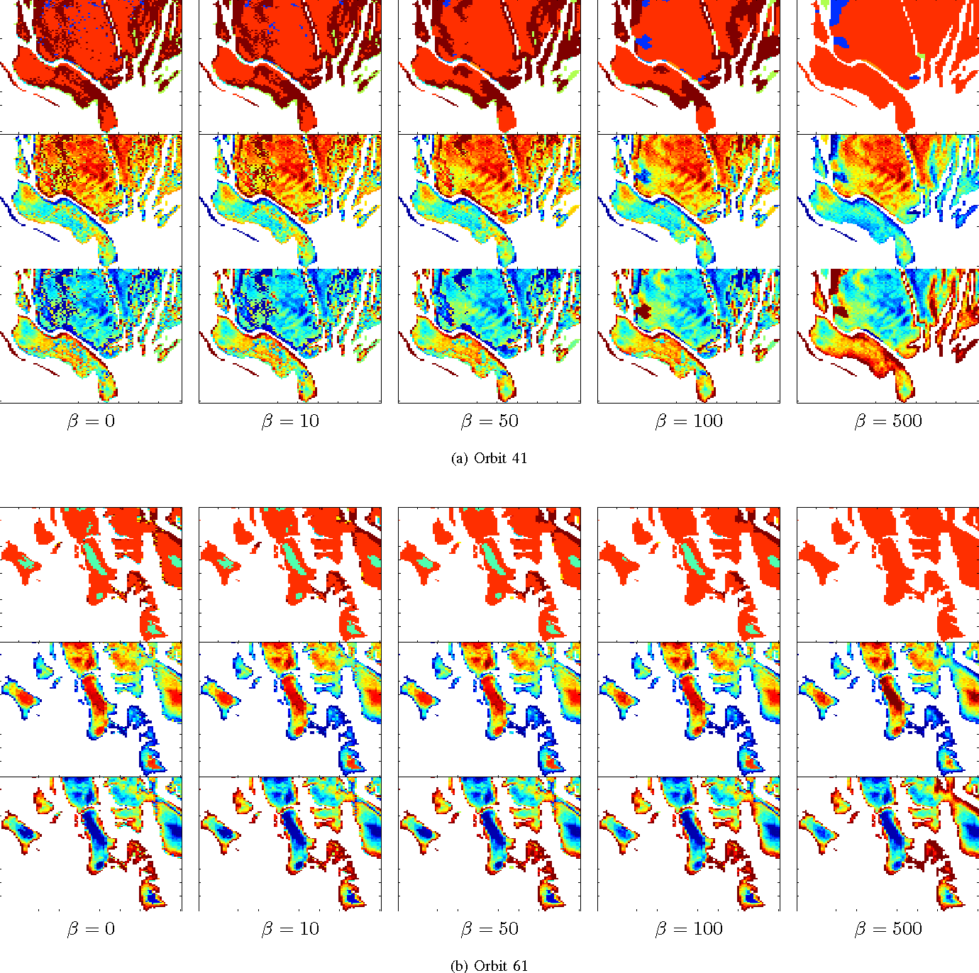 Figure 2 for Hyper-Spectral Image Analysis with Partially-Latent Regression and Spatial Markov Dependencies