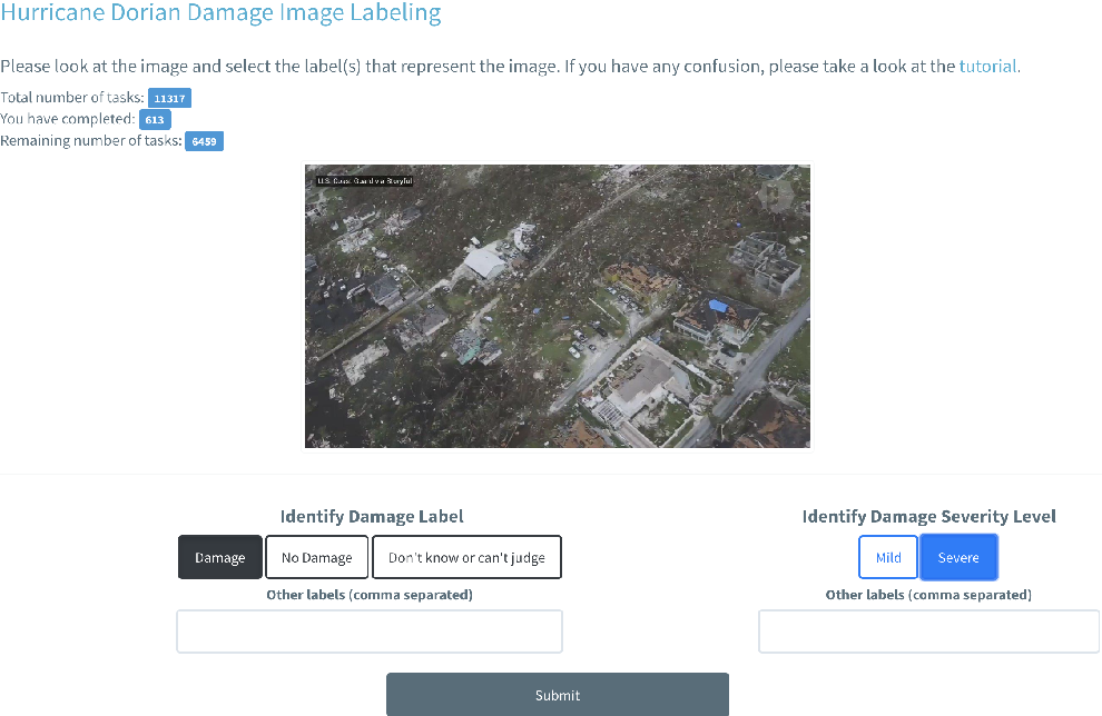 Figure 1 for Rapid Damage Assessment Using Social Media Images by Combining Human and Machine Intelligence