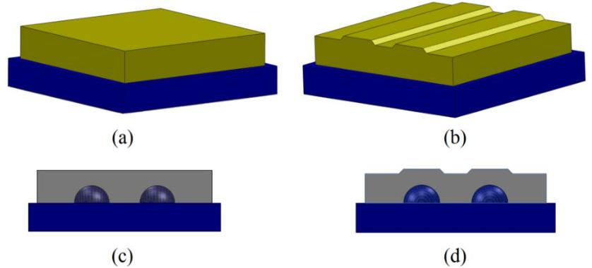 Figure 3 for Artificial Skin Ridges Enhance Local Tactile Shape Discrimination