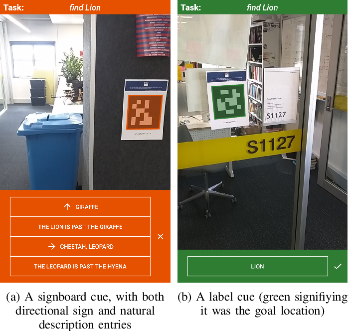 Figure 2 for Robot Navigation in Unseen Spaces using an Abstract Map