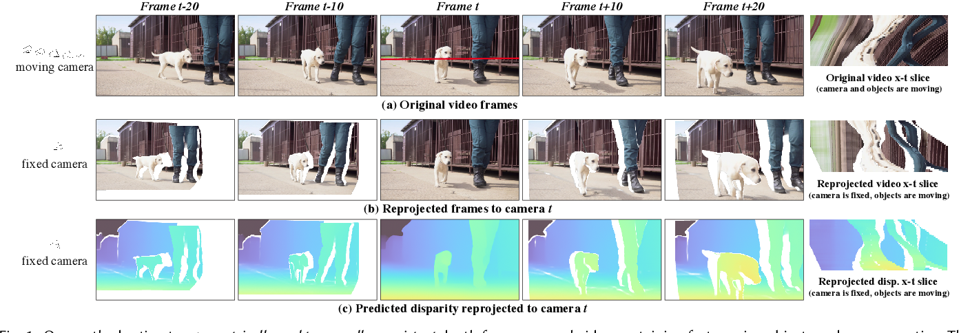Figure 1 for Consistent Depth of Moving Objects in Video