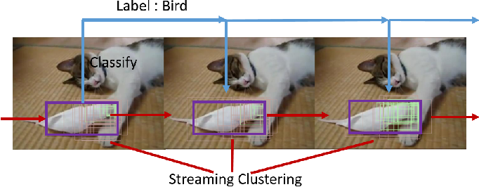 Figure 1 for Detecting Temporally Consistent Objects in Videos through Object Class Label Propagation