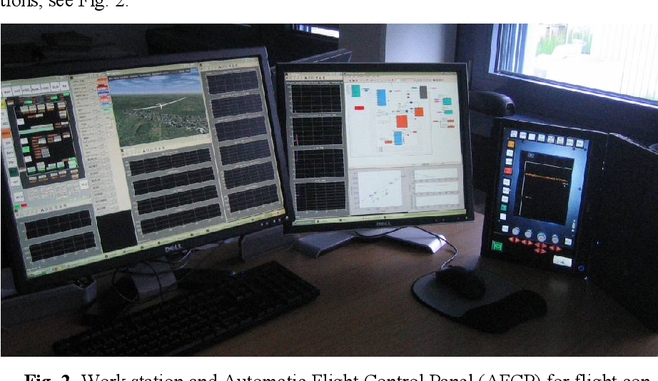Hardware-in-the-Loop Flight Simulator – An Essential Part in the