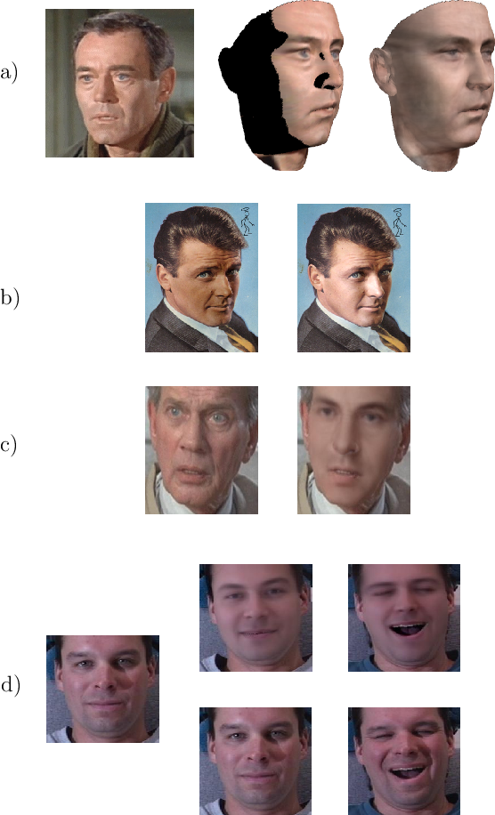 Figure 1 for Multi-Attribute Robust Component Analysis for Facial UV Maps
