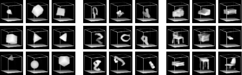 Figure 4 for Unsupervised Learning of 3D Structure from Images