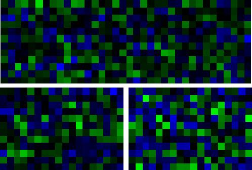 Figure 4 for X-CNN: Cross-modal Convolutional Neural Networks for Sparse Datasets
