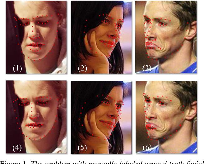 Figure 1 for FacePoseNet: Making a Case for Landmark-Free Face Alignment