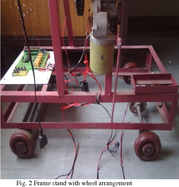 Figure 2 From Automatic Wall Painting Robot Semantic Scholar