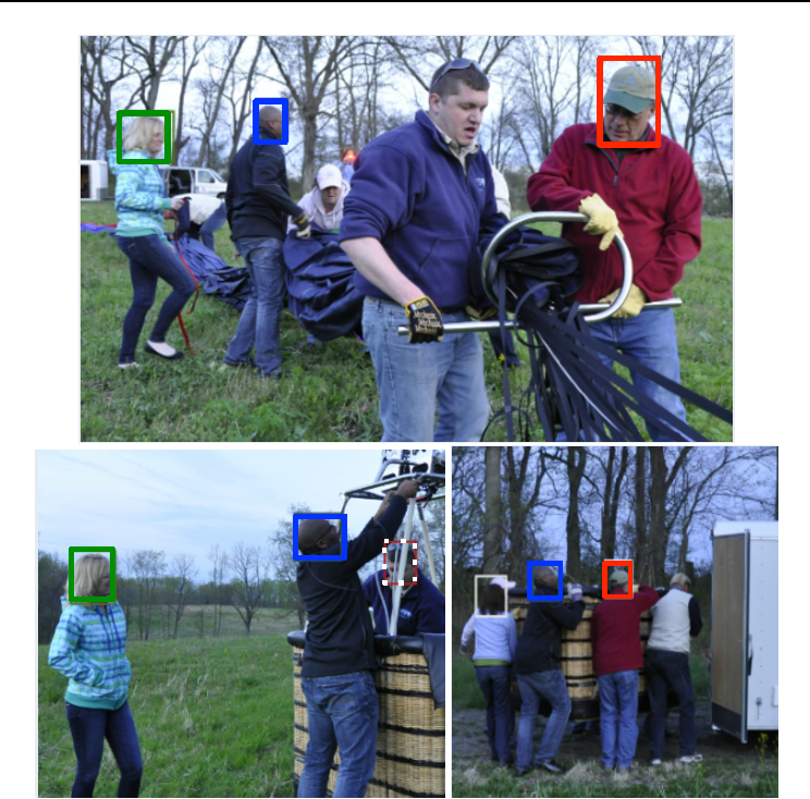 Figure 1 for Beyond Frontal Faces: Improving Person Recognition Using Multiple Cues