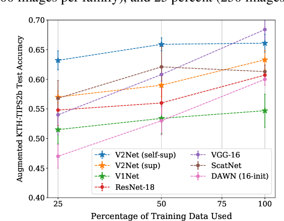 Figure 4 for Self-Supervised Learning of a Biologically-Inspired Visual Texture Model