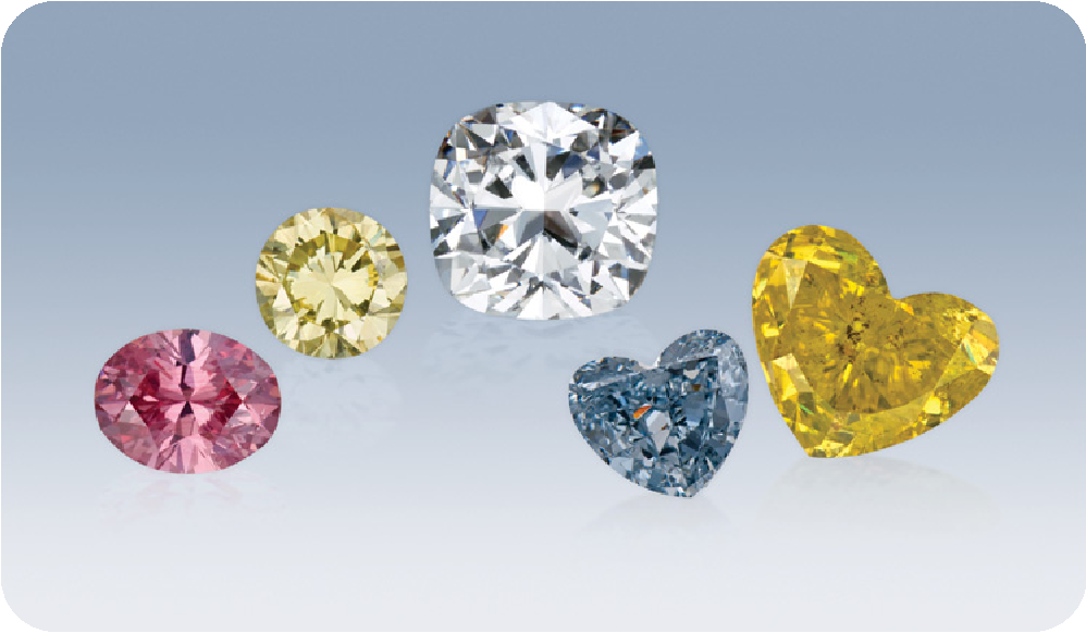 """The """"type"""" Classification System of Diamonds and Its Importance in ..."""