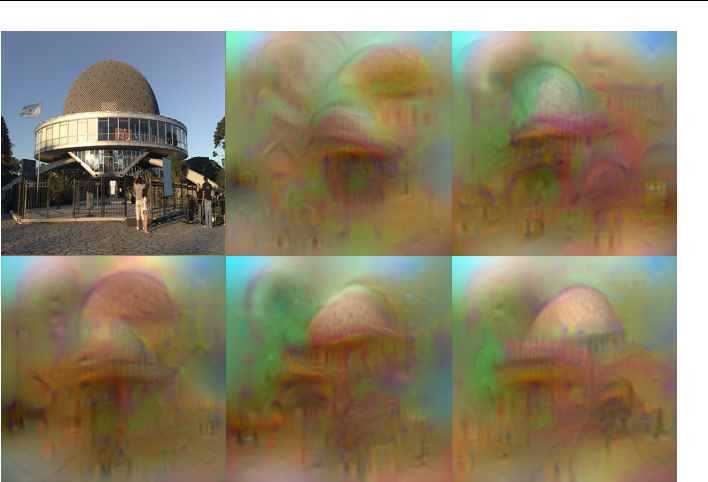 Figure 1 for Understanding Deep Image Representations by Inverting Them