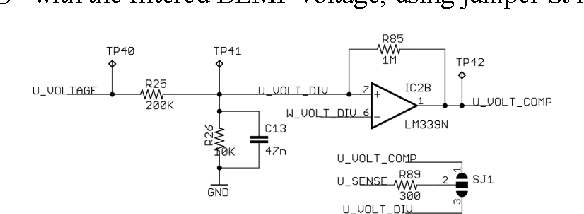 modeling, simulation and hardware implementation of a lundellCircuit Diagram For Motor Control Sensor By Jim Lepkowski #13