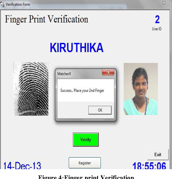 PDF] A Secure Approach Using Fingerprint for Online Voting