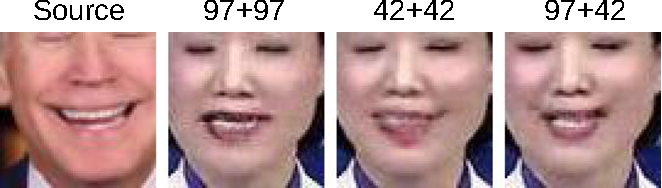 Figure 4 for Face Transfer with Generative Adversarial Network