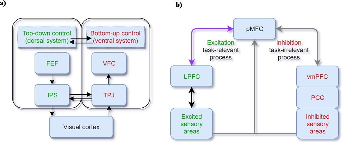 Figure 1 for What can computational models learn from human selective attention? A review from an audiovisual crossmodal perspective