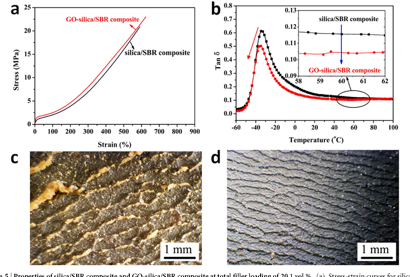 Figure 5 from High Performance Graphene Oxide Based Rubber