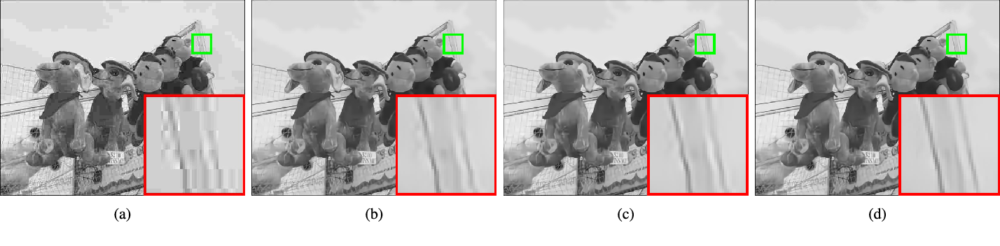 Figure 4 for Beyond a Gaussian Denoiser: Residual Learning of Deep CNN for Image Denoising