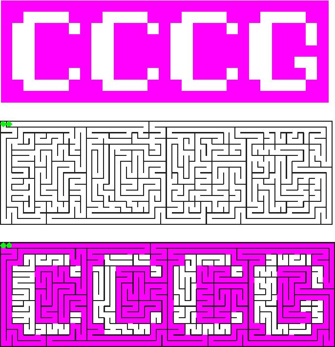 PDF] How to make a picturesque maze - Semantic Scholar