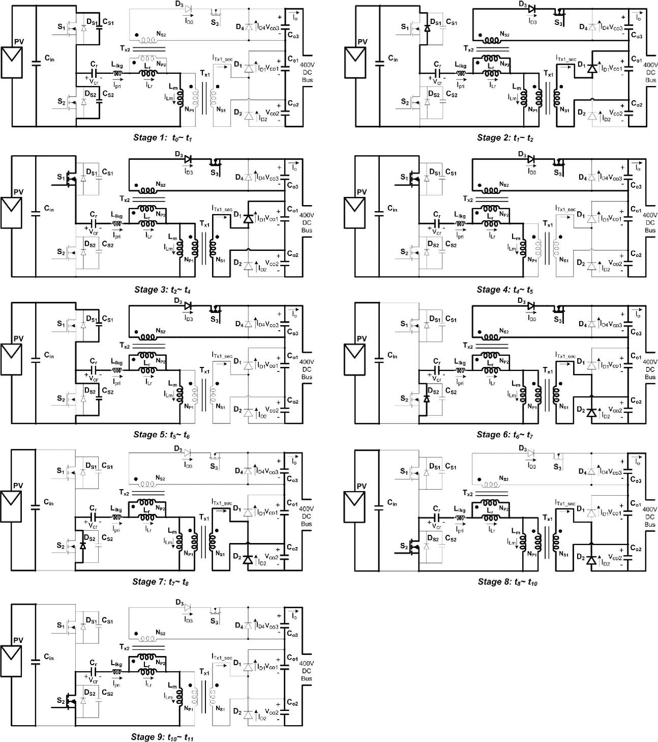 A High Efficiency Pv Module Integrated Dc Converter For Energy Fullbridge Dcdc Switch Mode Power Supply Tower R System Harvest In Freedm Systems Semantic Scholar